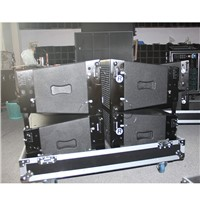 Single 10'' Powered Active Line Array System