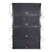 "Pro DJ Audio +professional Sound System + Waveguide 10"" Line Array"