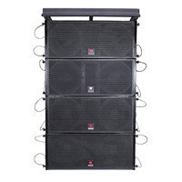 VCM Dual 10'' Powerful Sound Speaker Line Array System