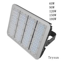 High Lumen LED Flood Light Outdoor waterproof Building Garden Stage lights 60W90W120W150W180W