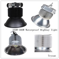 New Heat sink LED High Bay Light 100W 150W 180W 210W 300W Outdoor Waterproof