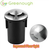 LED Inground Light Fixture/LED Deck Light/LED Plinth Light GNH-IG-3W-I-A