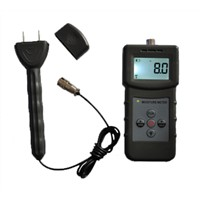MS360 Pin Type & Inductive Moisture Meter can test wood ,Timber,paper,Bamboo,Carton ,concrete