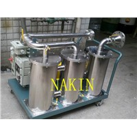 Series JL portable oil filtration machine