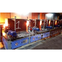 steel slab temperature compensation furnace