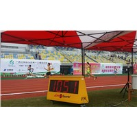 Timing and Scoring system of Athletics
