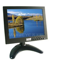 7 Inch Car PC LCD Monitor,Car Overhead Monitor,Rear View Monitor Quad