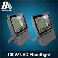 Commercial 100w LED Flood Lights Waterproof IP65 900 Lm For Outdoor Lighting