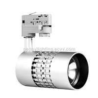 CE ROHS apporoved citizen chip COB LED track spot light