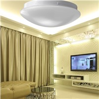 Surface Mounted LED Ceiling Lights SMD2835 Cool White 6000K - 6500K 9W