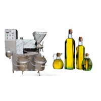 Automatic Oil Press Machine|Oil Expeller Machine