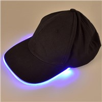 LED gloves and hat