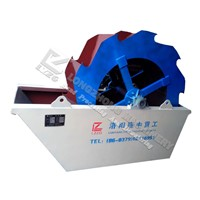 Hot sell sand washing machine for gravel plant