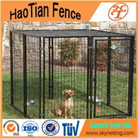 Made in China Outdoor Large Welded Dog Kennel