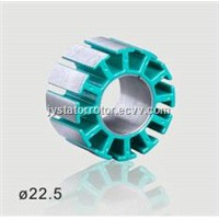 0.2mm 20JNEH1200 electrical  brushless dc motor stator with 180 H class epoxy insulation coating