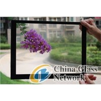 Anti-glare effect glass frosting powder