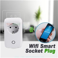 EU/UK/US/AU Standard Wi-Fi Remote Control Power Plug