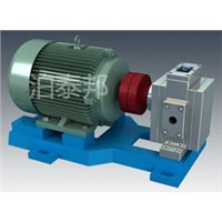 GZYB high pressure Oil pump