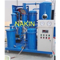 Series TYA vacuum lubricant oil filtration machine