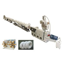 20-63mm PPR Water Supply Pipe Machine