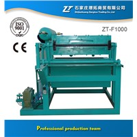 Small Egg Tray Making Machine 1000 pcs / Machine Factory