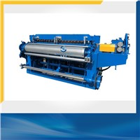 Welded wire mesh machine line