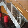 Flexible X-tend Inox Wire Rope Net For Staircases Safety