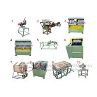 Bamboo Toothpick Making Machine|Toothpick Production Line