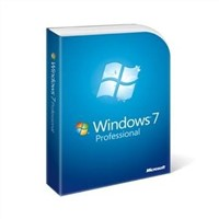COA Sticker Label Genuine Win 7 Professional Activation Product Key