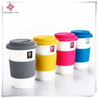 Pvc material mugs from china