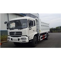 China CTC-SINOPOWER truck 4x2 dump/tipper truck