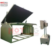 Large size vertical exposure machine