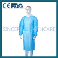 cost effective isolation gown