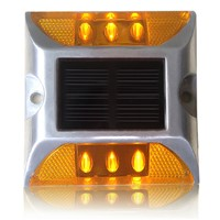 solar cat eye led marine dock lights