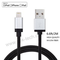Charger Charging Sync Data Lightning Cord USB Cable for iPhone 5 5S 5c 6 Plus