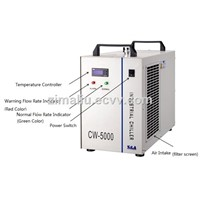 CW-5000 Water Chiller for CNC CO2 Laser Engraving Cutting Machine/Laser Egnraver Cutter
