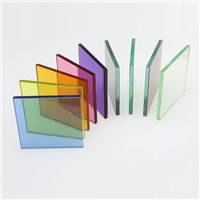 Color Laminated Glass