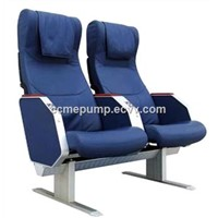 Marine passenger seat for ferry ship boat