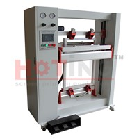 Small size automatic screen coating machine