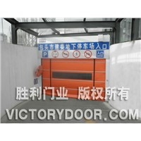 High Speed Fold Up Door