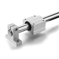 Induction Hardened and Hard Chrome Plated Bar