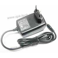 SPK-24W Wallmount Type  Switching Power Adapter