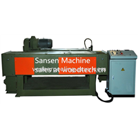 Spindleless Veneer Peeling Machine