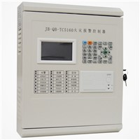 Addressable Intelligent TC5160 Fire Alarm Control Panel Alarm Host up to 255 Addressable Points (Linkage Type)
