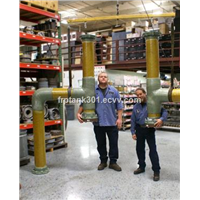 Composite Fiberglass Pipe & Fittings