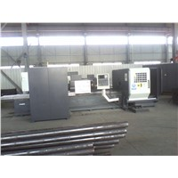 HYSK-LX150 CNC drill pipe spiral milling machine