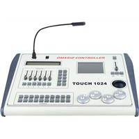TOUCH1024 DMX Console With Touch Screen,Stage DMX Controller System,DMX Console For Stage Event