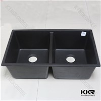 Wholesale High Quality Solid Surface Quartz Kitchen Sink