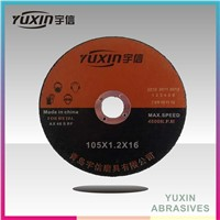 abrasive disc type cutting disc