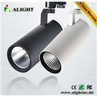 25w~40w Manufacture COB LED Track Lighting led spot light